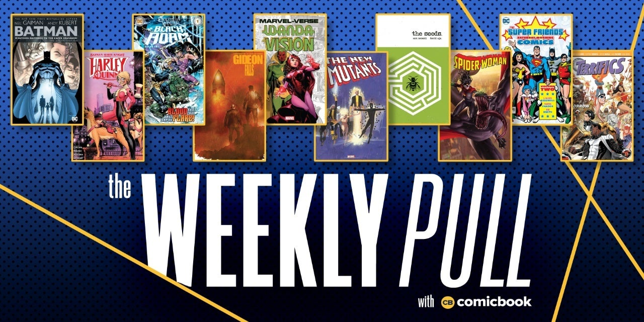 weekly pull week of december 23 2020