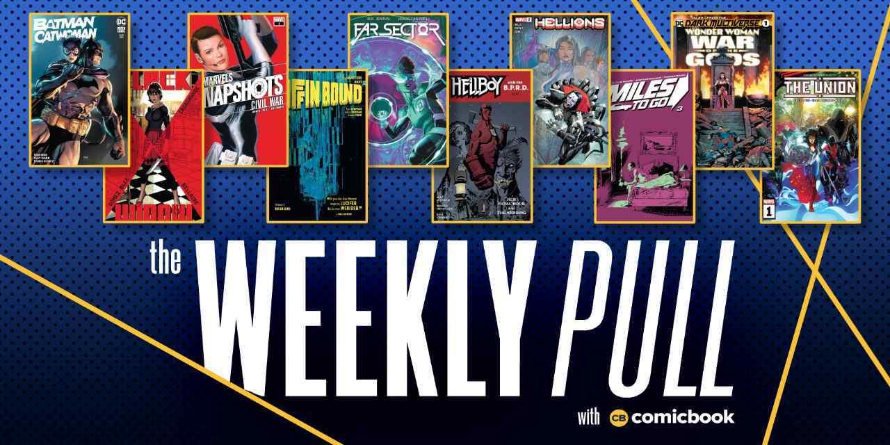 weekly pull week of december 2nd