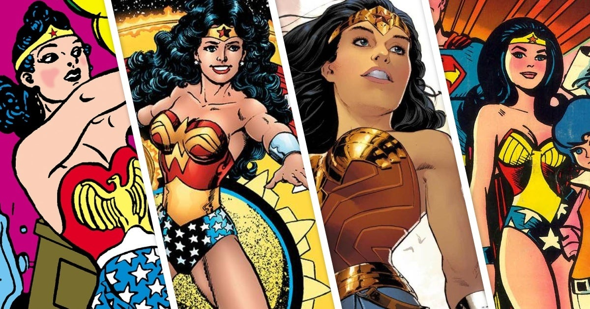 wonder woman 1984 comic creators credits
