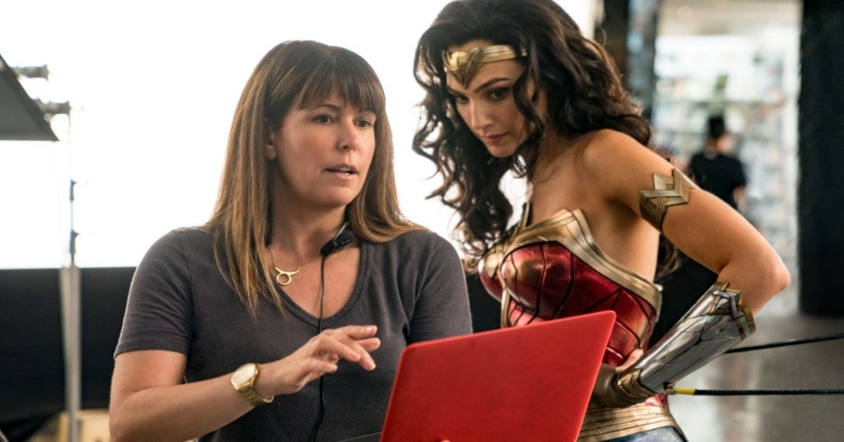Wonder Woman 1984 Patty Jenkins Gal Gadot