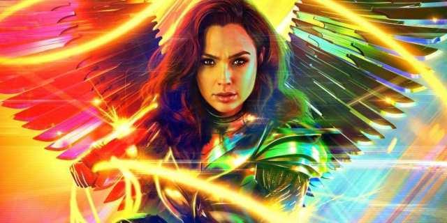 Wonder Woman 1984 UK Release