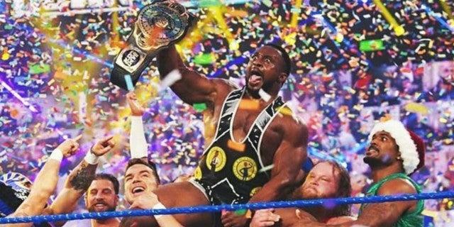 WWE-Big-E-Intercontinental-Champion