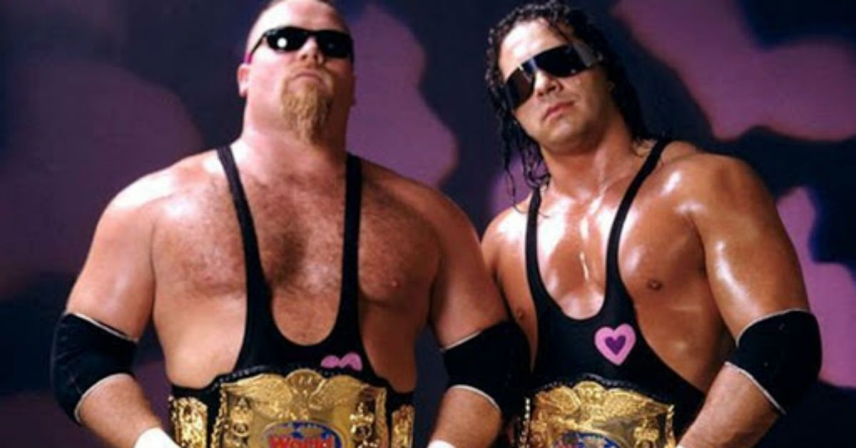 WWE-Hart-Foundation-Bret-Hart