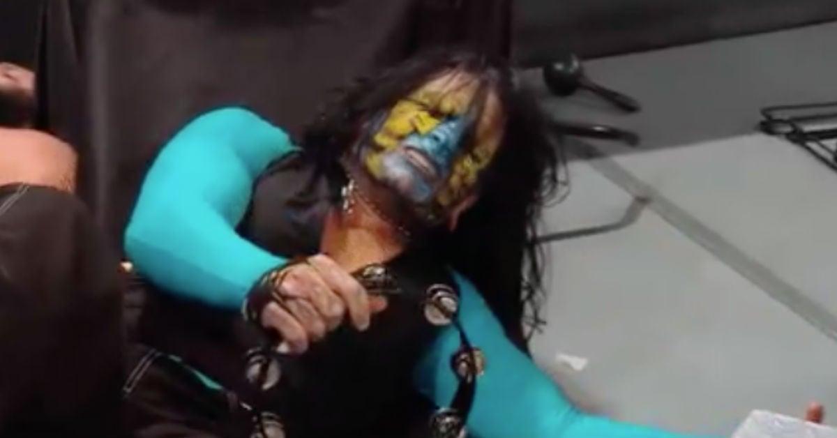 WWE-Jeff-Hardy-Swanton-Steel-Steps-Botch