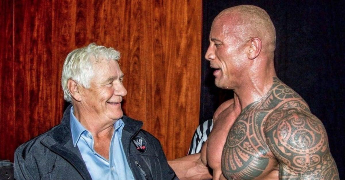 WWE-The-Rock-Pat-Patterson