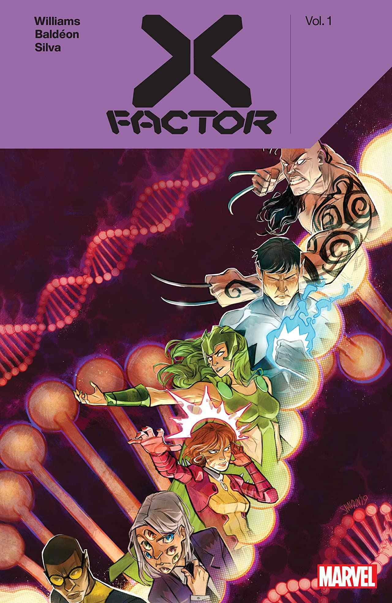 X-Factor by Leah Williams Vol 1