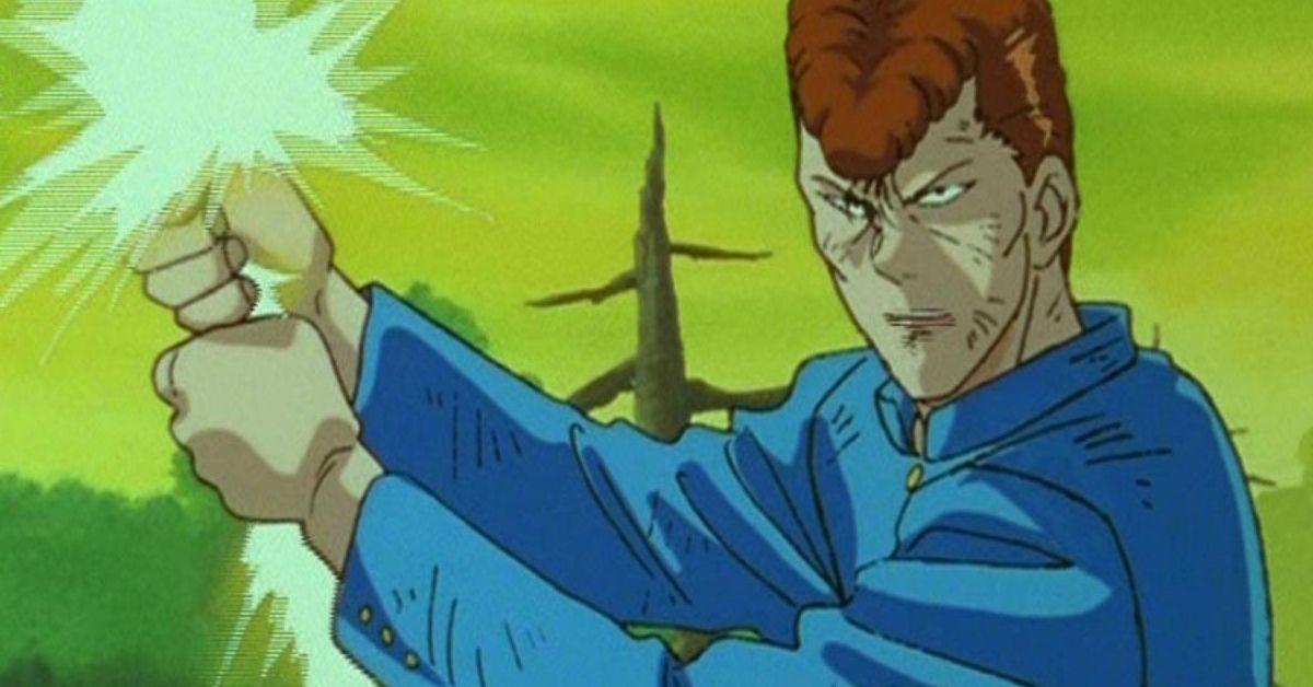 Yu Yu Hakusho Kuwabara Anime