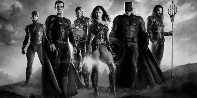 Zack Snyder's Justice League HBO Max