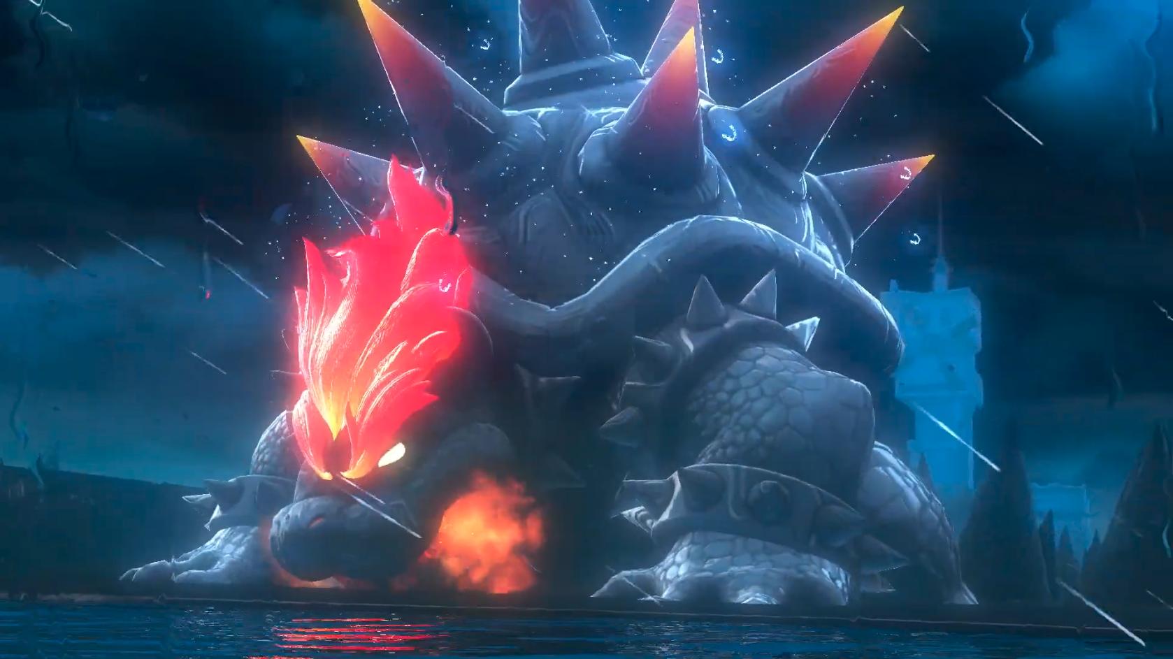 A Bigger Badder Bowser - Super Mario 3D World + Bowser's Fury - Nintendo Switch Trailer