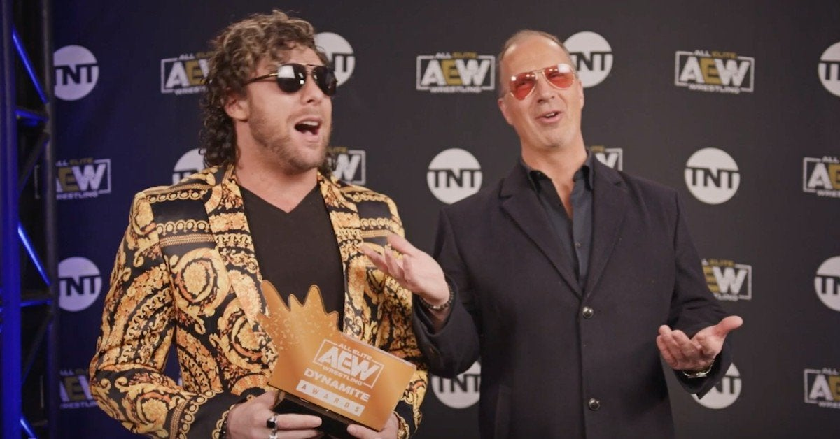 AEW-Awards-Kenny-Omega-Don-Callis