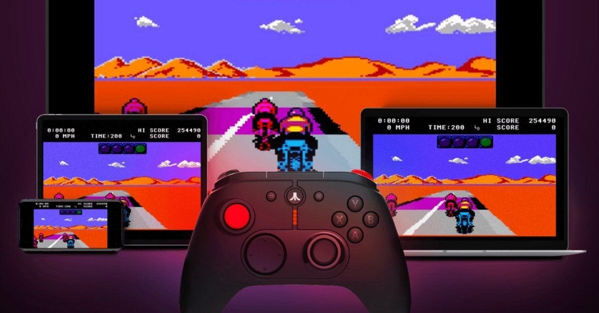 Atari Plex Arcade