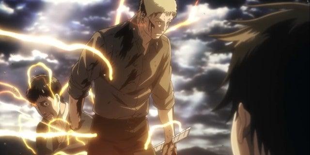 Attack On Titan 4 Spoilers Eren Titan Transformation Scene Season 2 Reiner Callback