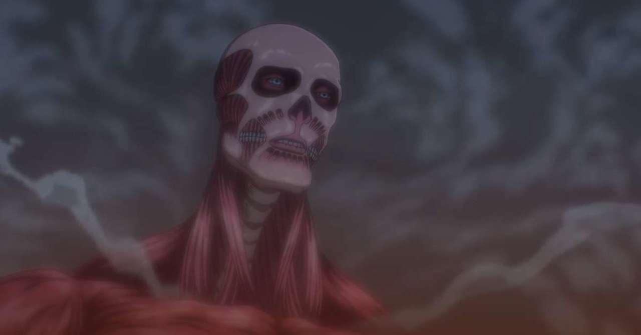 Attack On Titan Debuts New Colossal Titan in Season 4