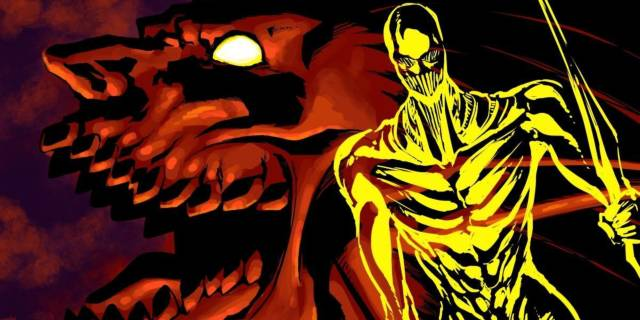 Attack on Titan Episode 65 Final Season War Hammer Titan Anime Art