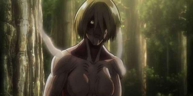Attack On Titan Female Titan Cosplay