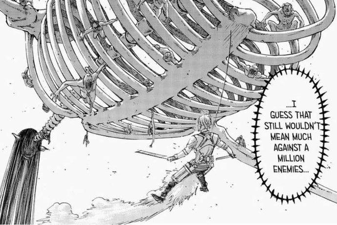 Attack On Titan Past