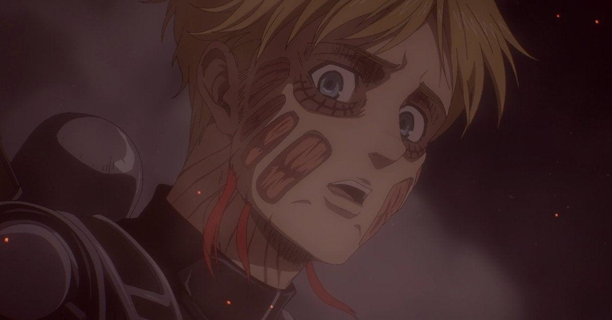 Attack on Titan Season 4 Armin Arlert