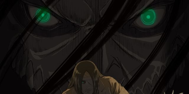 Attack on Titan Season 4 Episode 64 Eren Titan Art