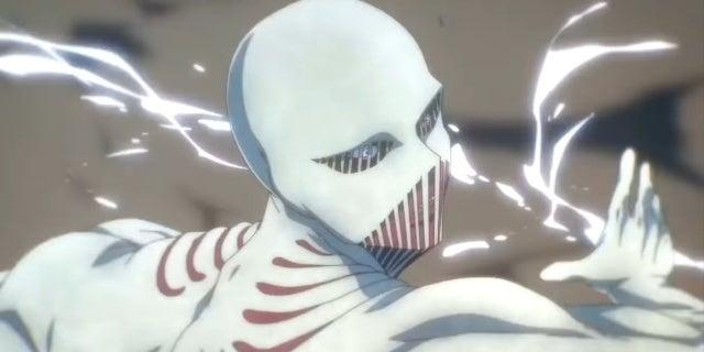 Attack On Titan Season 4 War Hammer Titan Fan Reactions Spoilers