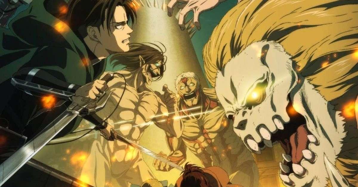 Attack On Titan Season Four Episode Titles