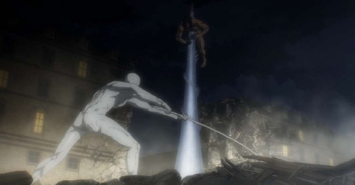 Attack On Titan War Hammer