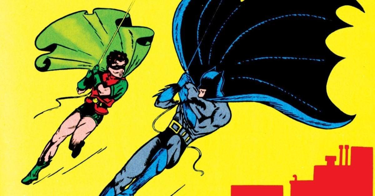 batman number one auction