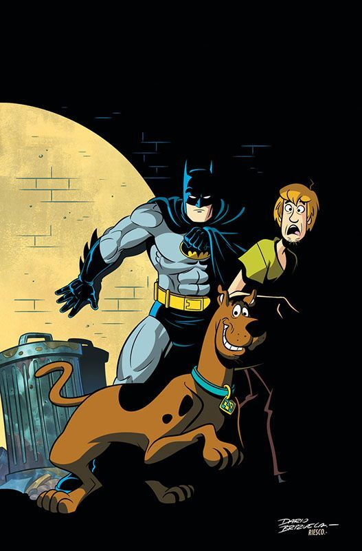 batman scooby doo mysteries