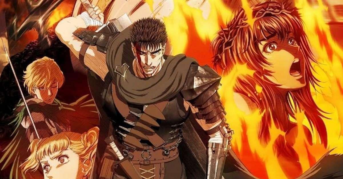 Berserk Manga Chapter 363
