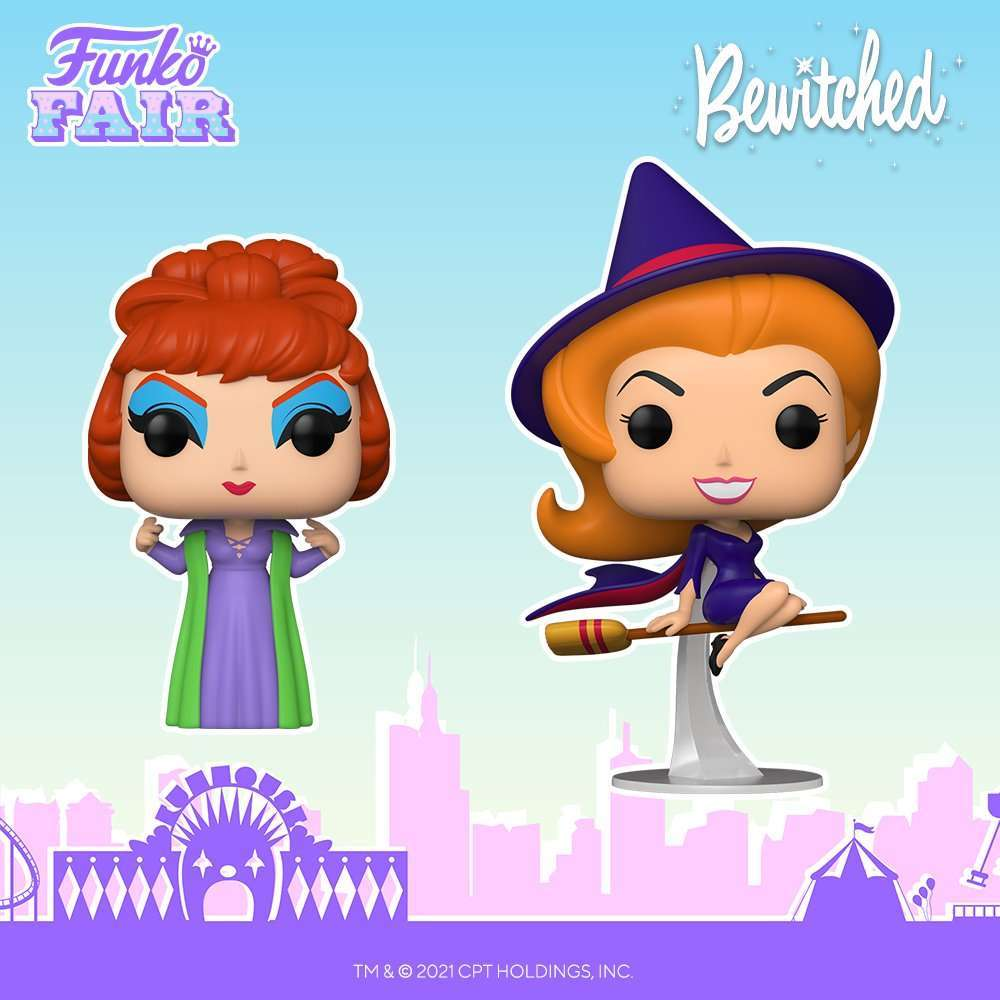 bewitched-funko-pops