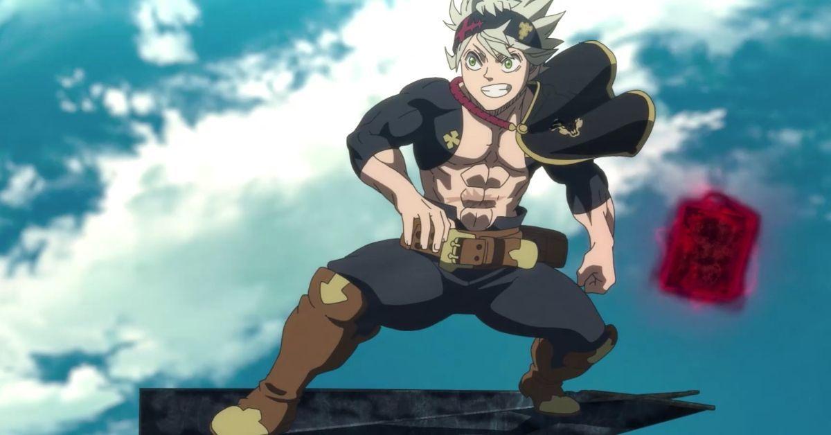 Black Clover Asta Buff Post-Timeskip Spade Kingdom Arc Anime