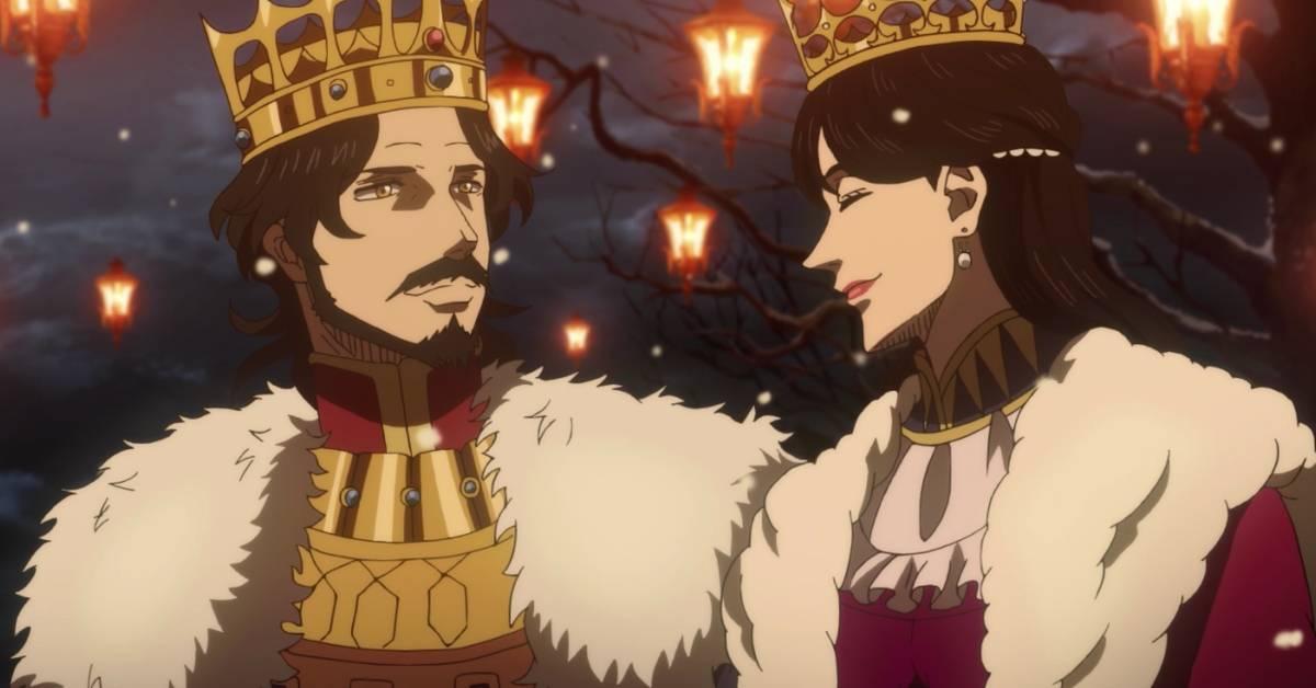Black Clover Yuno Parents Loyce Ciel Spade Kingdom Spoilers Anime