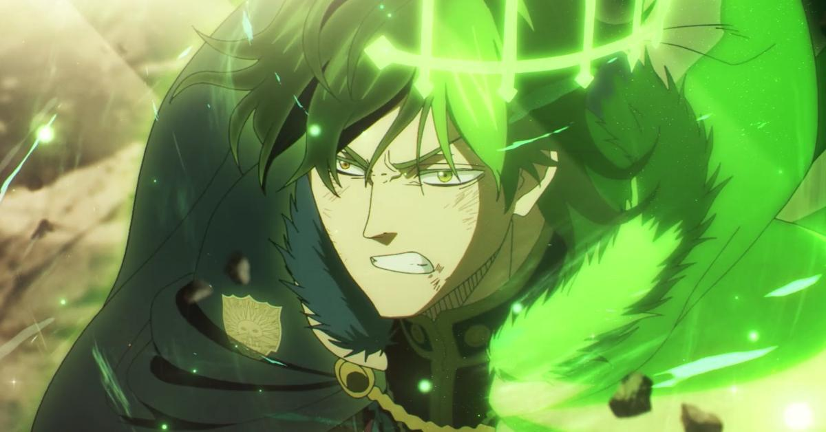 Black Clover Yuno Zenon Spade Kingdom Fight Anime Tease