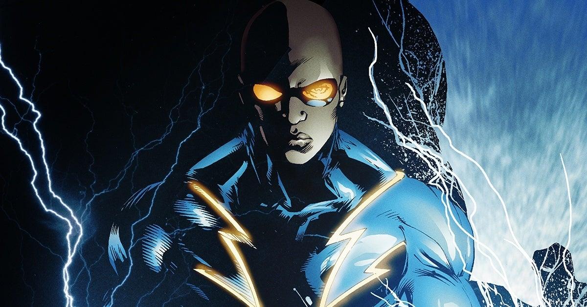 black lightning dc comics