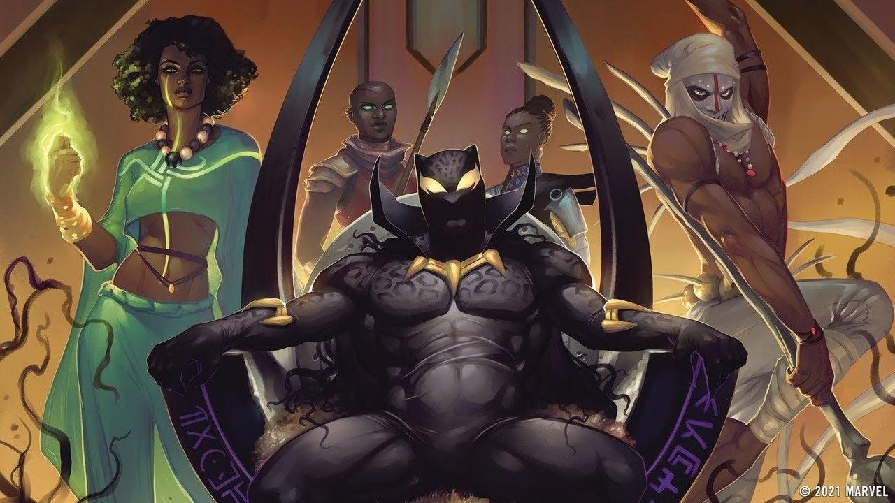 black panther empire of wakanda trailer