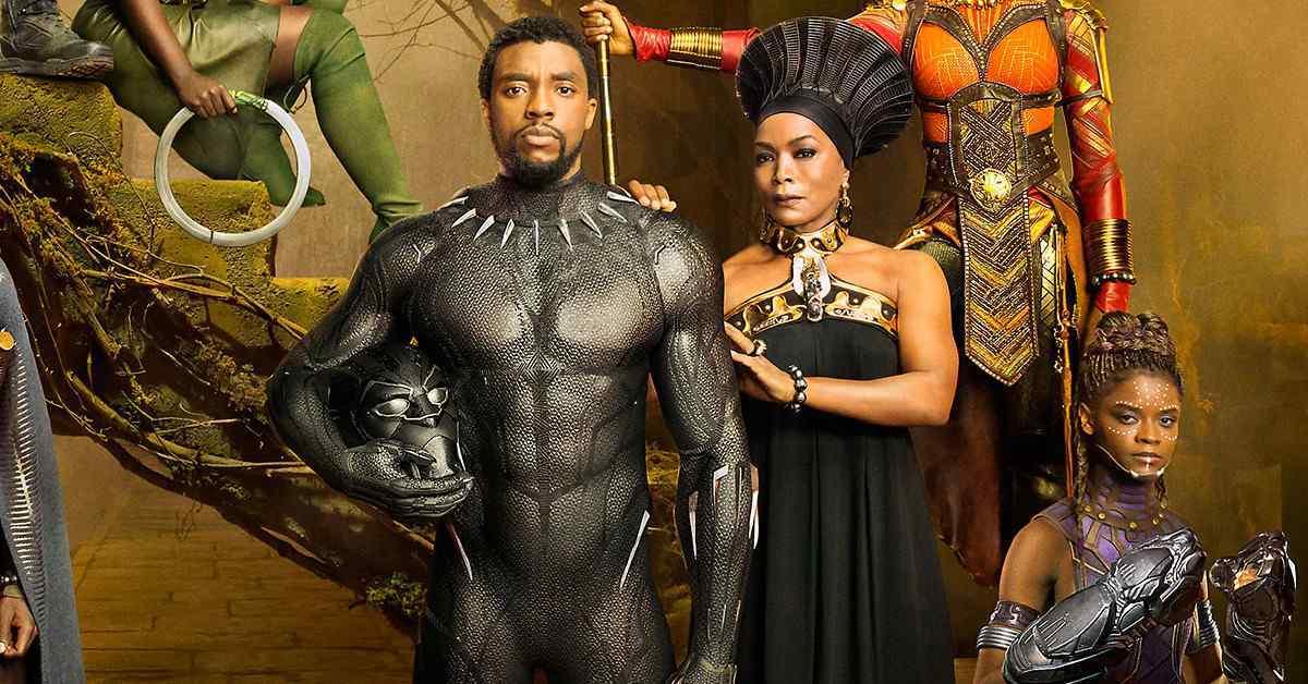 Black Panther Recasting T'Challa Chadwick Boseman Angela Bassett