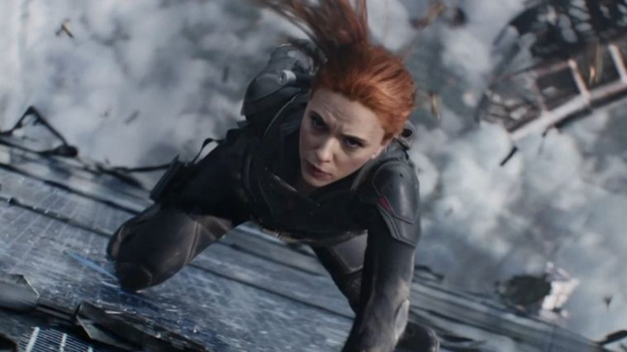 black widow disney plus teaser