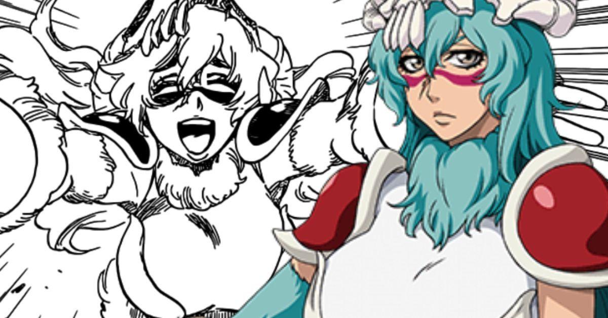 Bleach Nelliel Thousand-Year Blood War Anime Manga