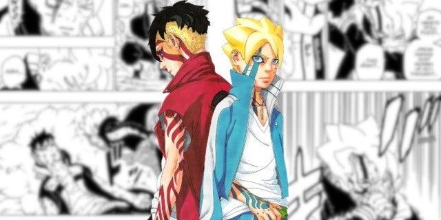 Boruto 54 Spoilers Kawaki Friendship Bond Stupid Bro