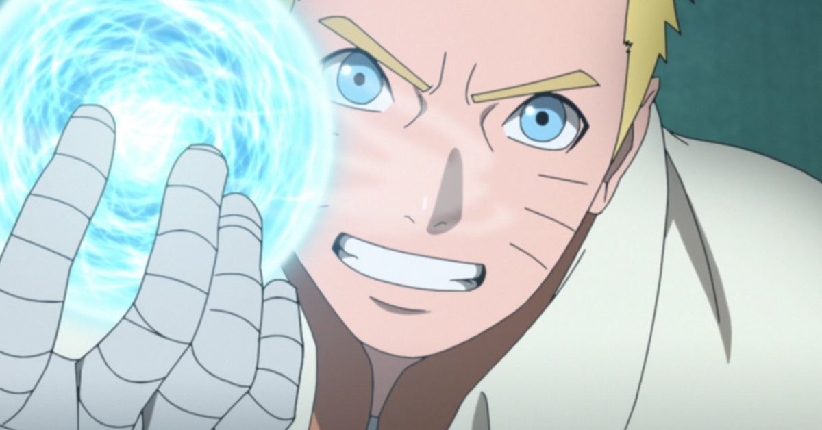 Boruto Naruto Fight Vessel Arc Anime Promo