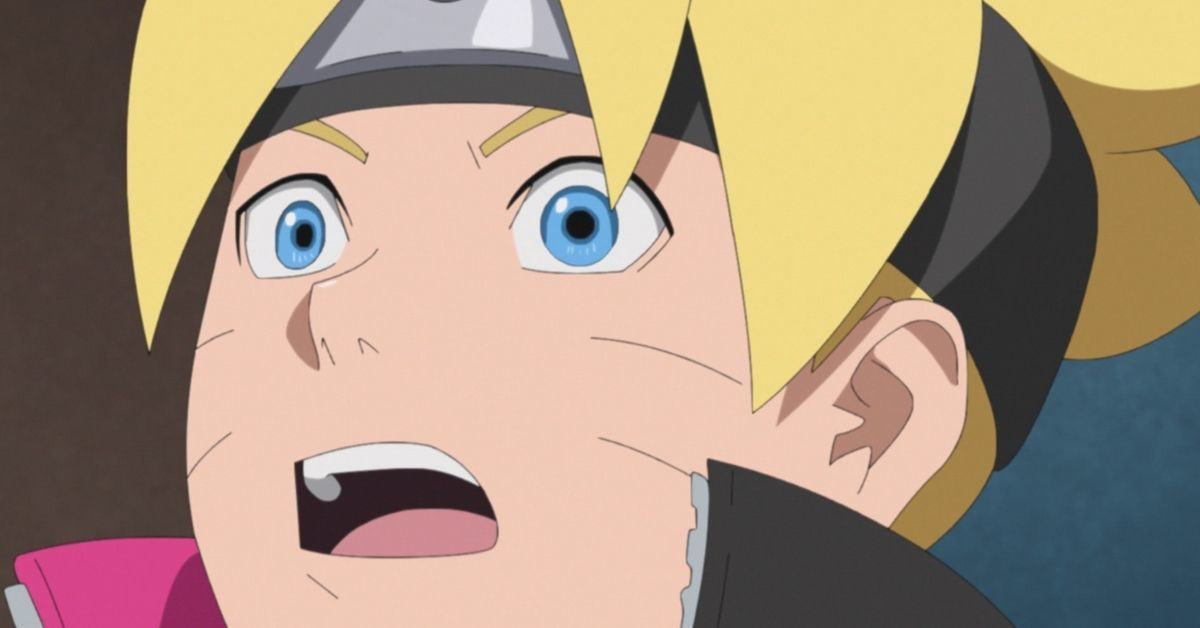 Boruto Naruto Shocked