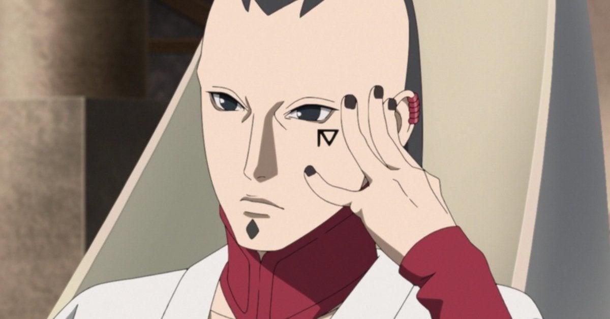 Boruto Naruto Vessel Arc Jigen