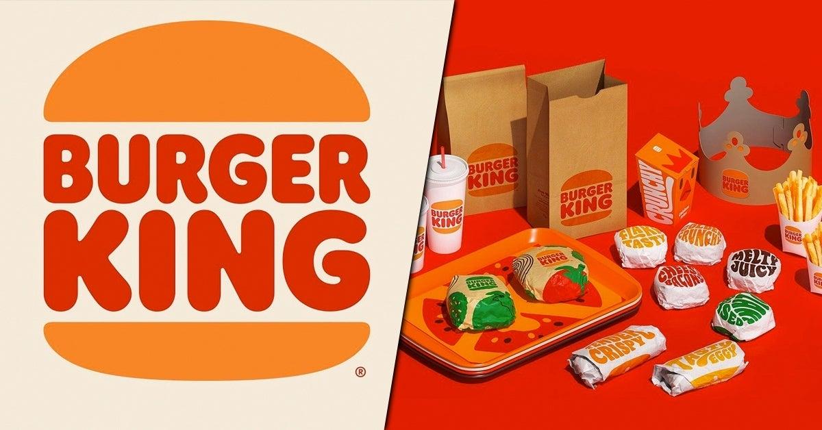 burger king new logo rebrand