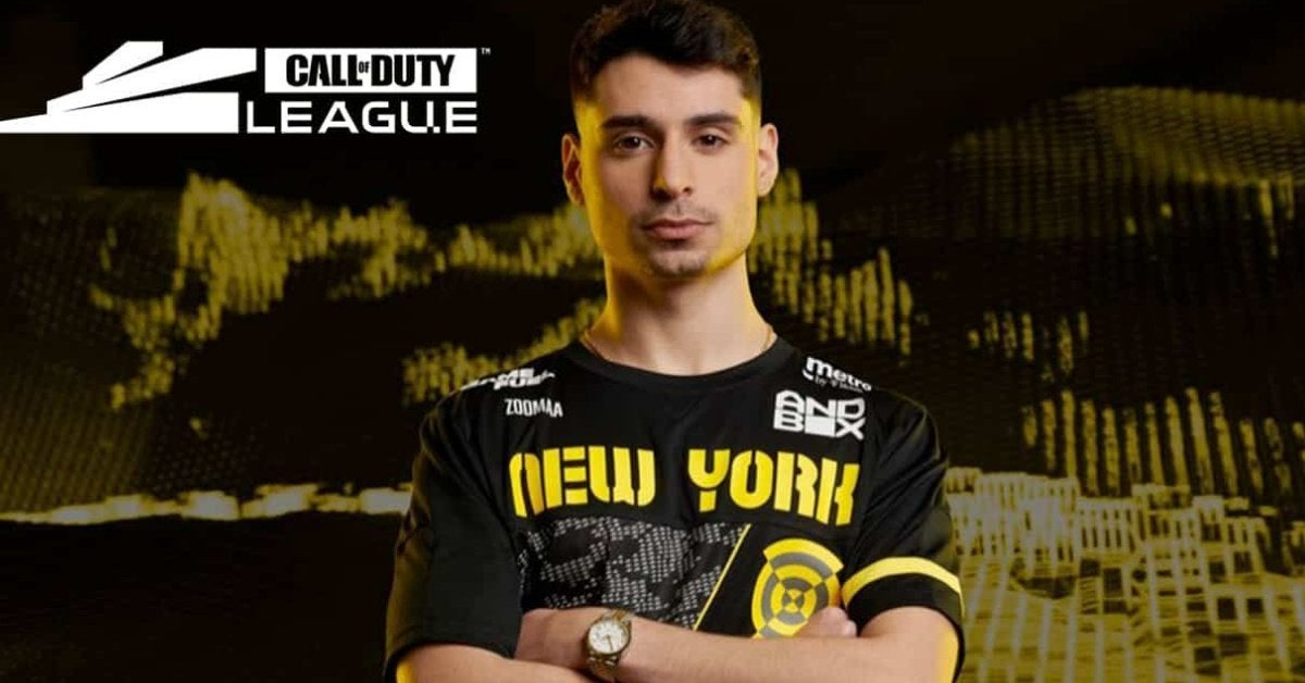 Call of Duty League ZooMaa