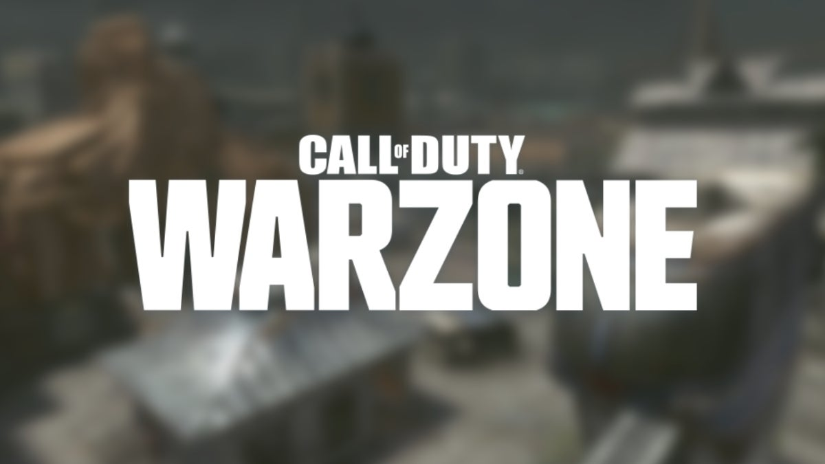 call of duty warzone map concept