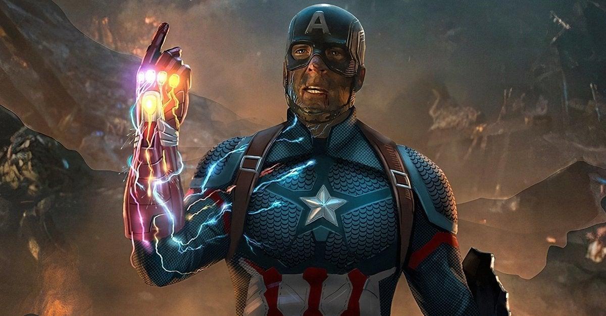 Captain America Infinity Stones Series MCU Chris Evans