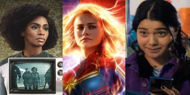Captain Marvel: The Marvels