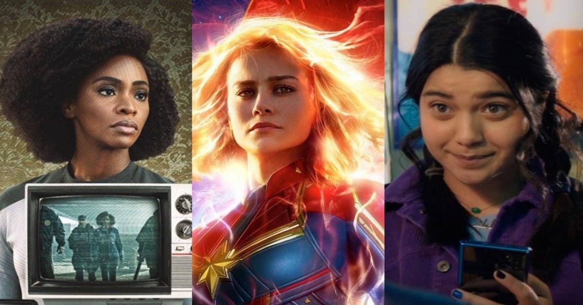 Captain Marvel 2 Carol Danvers Monica Rambeau Kamala Khan