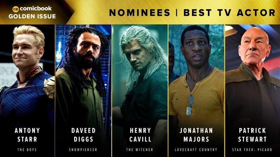 CB Nominees Golden Issues 2020 Best TV Actor 2