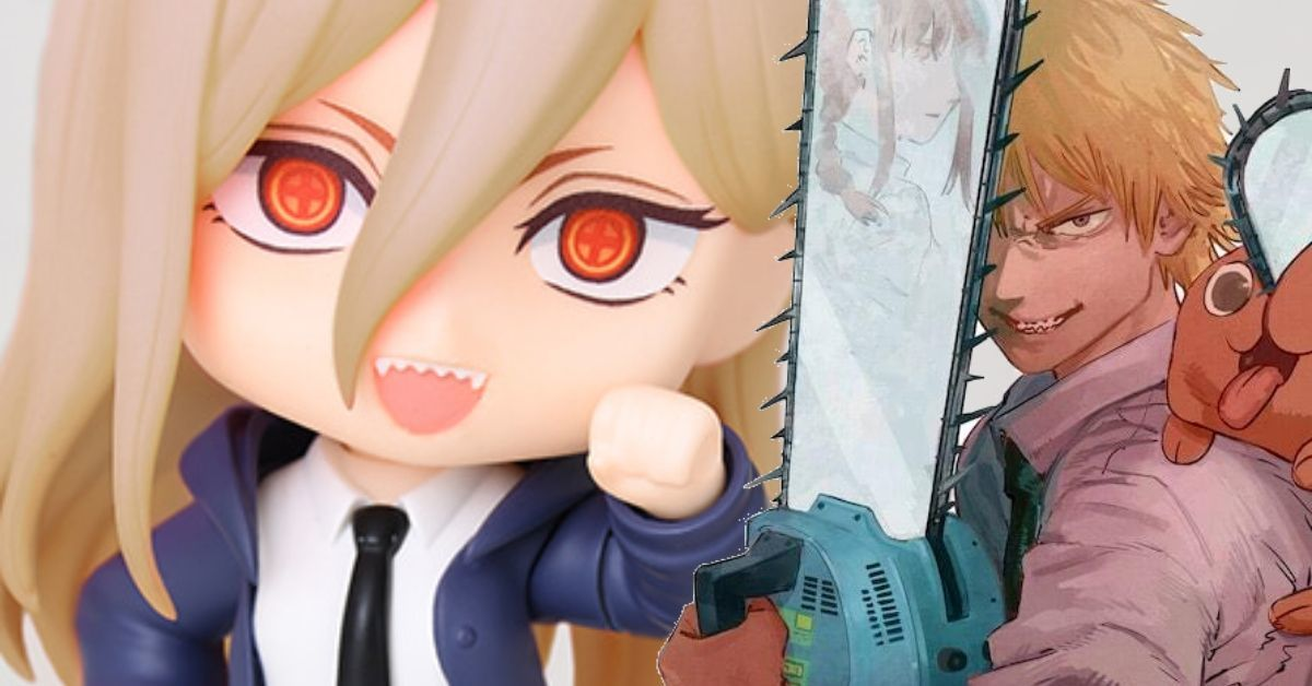 Chainsaw Man Power Nendoroid New Look