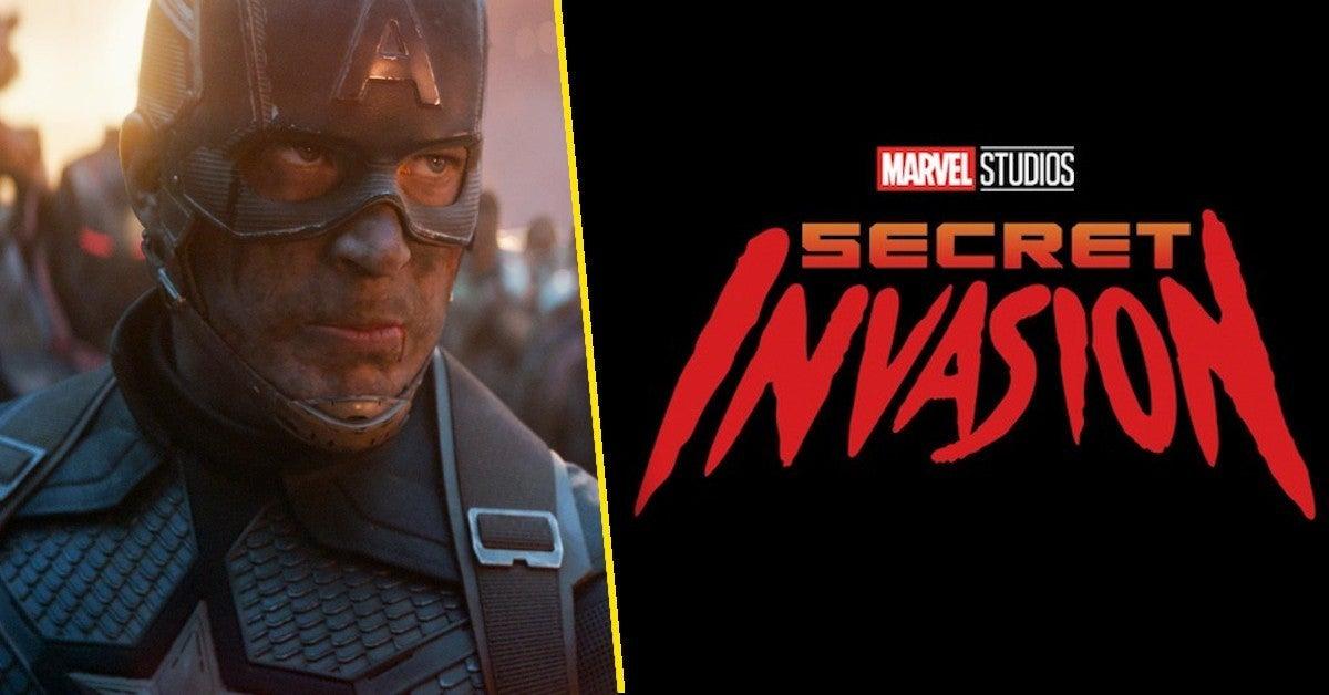 chris evans captain america skrull secret invasion